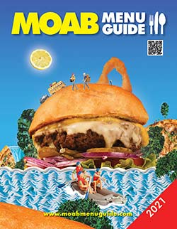 Moab Menu Guide