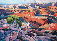 Deadhorse Point by Jonathan Frank