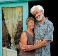 Phil Wagner and Robin Straub portrait