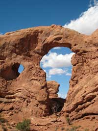 Arches National Park - Turret Arch