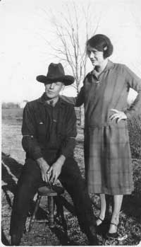 Bill and Jewel Tibbetts