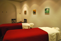 Couples Massage room