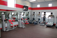 South Town Gym, Inside