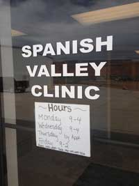 Spanish Valley Clinic