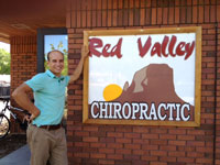 Photo of Dr. Chris K of Red Valley Chiropractic, Moab