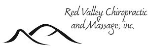 Red Valley Chiropractic and Massage Logo