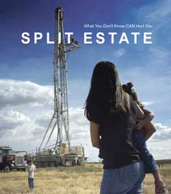 "Photo for ""Split Estate"" , a documentary film screening in Moab on May 21"