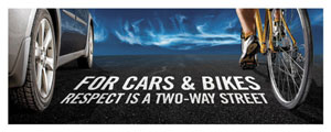 UDOT and UDPS Road Respect Ad